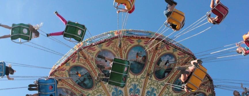 Miriam Davidson, Rani Sanderson, The Spinny Ride