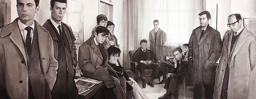 Olexander Wlasenko, Waiting