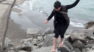 jiigbiig - at the edge where the water and land meet