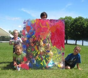 Art Camp: Get Creative this Summer!