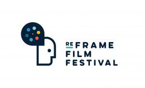 reframe film festival logo