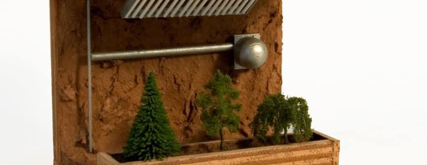 David Clarkson, Underground Arboretum, Mars