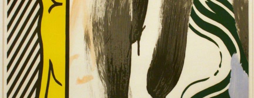 Roy Lichtenstein, Against Apartheid