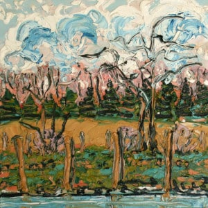 From the Permanent Collection: Trees