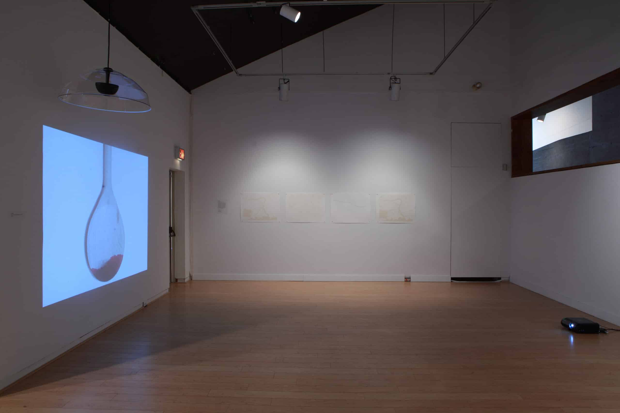 Lisa Myers, installation view