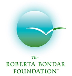 logo for the roberta bondar foundation