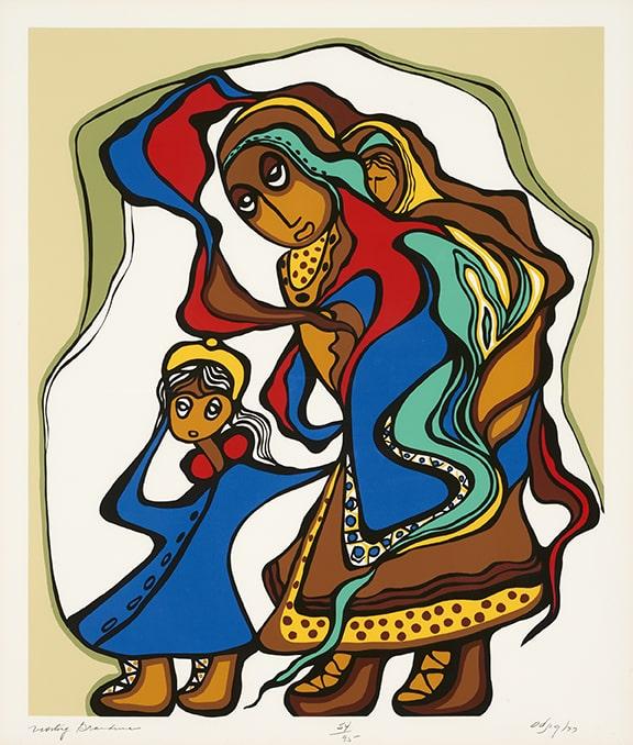 Odjig The Art of Daphne Odjig 1966-2000