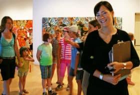Unpacking the Art Curriculum: Professional Development for Teachers and Educators