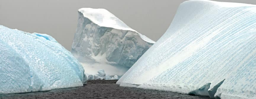 Arnold Zageris, Iceberg Variation #9, 2014, archival inkjet print