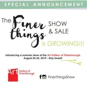 Finer Things Summer Show & Sale