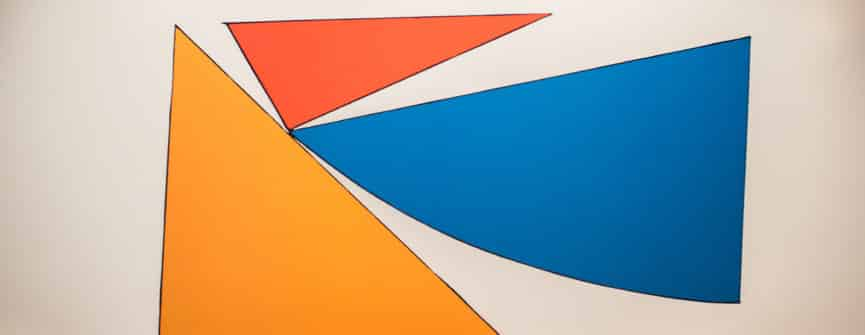Francisco-Fernando Granados, towards a minor abstraction (Translation), 2016-2018, digital drawing; vinyl on wall